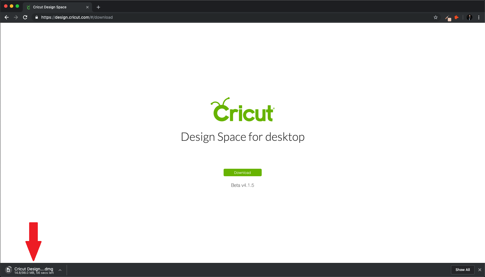 Design Space For Desktop Installation Instructions Help Center